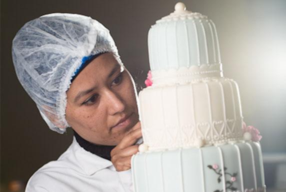 Wedding cake park cakes bakery